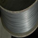 단단하 당겨진 알루미늄 입히는 강철 물가 철사