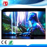 Hohes Auflösung SMD farbenreiches Innen-Bildschirmanzeige-Panel LED-P4 für das Bekanntmachen