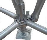 건축을%s 직류 전기를 통한 강철 Ringlock 비계 시스템