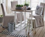 كرسيّ مختبر صلبة خشبيّة زاهية ([م-إكس2117])