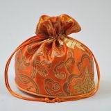 Жаккард Satin специальный мешочек с Tassel настроенные ленты
