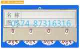 Digitare a T 20*10cm la scheda materiale magnetica del magazzino della scheda di memoria di scheda con i numeri