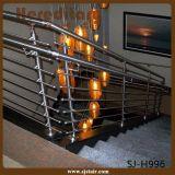 De stevige Balustrade van het Aluminium voor het Traliewerk van de Trede van de Trap (sj-798)
