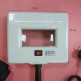 Lâmpada de madeira Cuidados com a pele Teste de pele UV Light Lâmpada de madeira Analisador de pele Nova lâmpada de madeira PRO UV Magnifying Skin Care SPA Salon Use 220V-240V