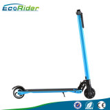 Première planche à roulettes électrique de vente de scooter de roues de 350W 24V 2 de coup-de-pied sec électrique de pliage