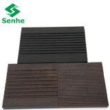 Suelo de bambú al aire libre de la alta calidad con vario diseño