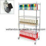 현대 DIY 조정가능한 금속 사무실 그물 선반 (CJ9045180A5CW)