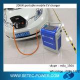 Chademo/CCS digiuna stazione di carico per il veicolo elettrico