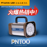 Stroboscope UV LED portatif