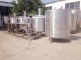 strumentazione di fermentazione 15bbl, piccola strumentazione di preparazione della birra, strumentazione della fabbrica di birra
