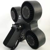Resistente al agua IP65 LED DMX COB Blinder Luz 4*100W para la etapa Lightinging