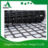 2017 migliore qualità calda Geogrid di plastica d'acciaio di vendita 50-50kn/M per estrazione mineraria