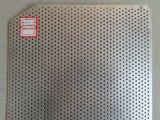 Schermo perforato del metallo dell'acciaio dolce