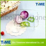 Ustensiles de cuisson en verre borosilicaté Pan (DPP-107)