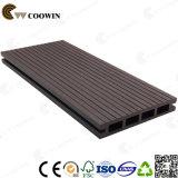 Tarjeta de suelo de madera del Decking de la exportación WPC de China