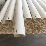 Tubo filettato di ceramica del tubo della vite dell'allumina