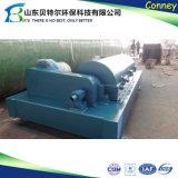 Máquina horizontal de la centrífuga del tazón de fuente del tornillo
