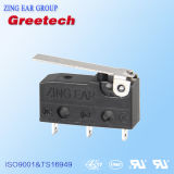 Micro- van het Oor van Zing 12V Schakelaar T125 5e4
