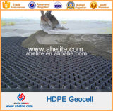 HDPE van het Polyethyleen van de Sterkte Prijs de met grote trekspanning van Geocell