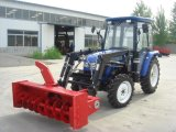 55HP 4WD EPA 엔진 새로운 농장 트랙터 정가표
