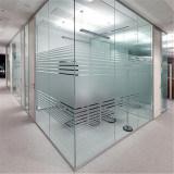 Seda-Impreso vidrio endurecido/Tempered