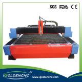 Cortador de plasma 100A Hypertherm com sistema de controle de partida para aço de cartão
