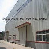 Structure en acier préfabriqués et châssis en acier pour la construction de l'entrepôt de l'atelier