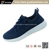 Горячая продавая ткань вскользь ботинки от Goodlandshoes 20091-2