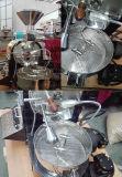 120kg-130kg por lote equipo automático de Gas Control tostadoras de café