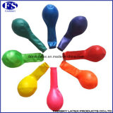 12-Zoll-Orange Perlen Luftballons Metallic Balloon High Quality
