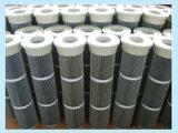 Cartucho de filtro de polvo con anti-estático