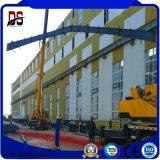 Здания доказательства пожара Q235 дешево промышленные большие широкие Pre проектированные стальные