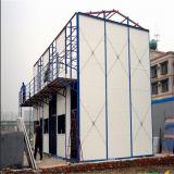 Modulair Huis voor Hotel dat van de Structuur van het Staal wordt gemaakt