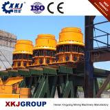 De grote Machine van de Maalmachine van de Kegel van de Hoge Efficiency van de Capaciteit voor Kalksteen, Graniet, Cobble enz. Hard Materiaal