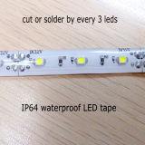Flexión suave de la cinta del LED