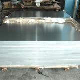 Feuille d'aluminium 5052 H34 pour panneaux de signalisation