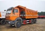 Bergbau-Lastkraftwagen mit Kippvorrichtung des 6x4 Kipper-30ton