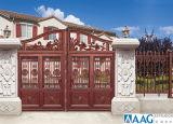 Materiale da costruzione di profilo di alluminio dell'espulsione di alluminio per il portello della finestra del cancello e la parete divisoria