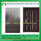 Piel moldeada HDF moderna de la puerta con el SGS aprobado
