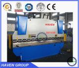 WC67K 250T/5000 hydraulisches Edelstahl-Belegknick CER der verbiegenden Maschine und ISO