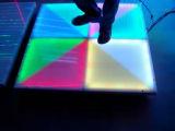 LED DJはダンス・フロアのマルチカラー販売のためのLEDのダンス・フロアを染める変更夜軽い音楽演劇のパブの段階のスタイルを作る