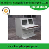 Estrutura metálica de OEM para compartimento eléctrico