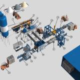 La Chine8-15 machine à fabriquer des blocs de ciment (QT)