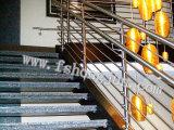 Tubulação de aço inoxidável soldada para trilhos da escadaria