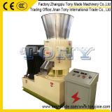 Granulés de luzerne 1.5-2Flat Die T/H TONY automatique machine à granulés de sciure de bois