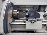 Torno pequeno Ck6136A-1 do CNC das máquina ferramenta do corte do metal de China
