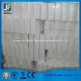 Macchina automatica piena della carta igienica dello schermo di tocco del PLC