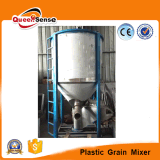 Granulador que muele del grano de la trituradora plástica inútil del mezclador que recicla la máquina