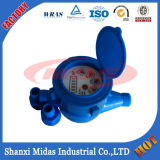 Пластиковые лопасти колеса Dry-Dial Multi-Jet (горячей) воде дозатора для портативных воды