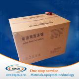 Applicazione continua dell'elettrodo della batteria della gomma piuma del nichel